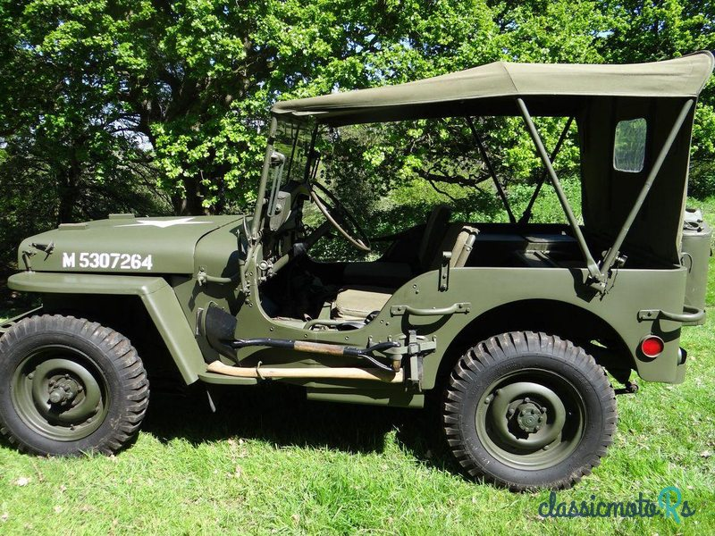 1943' Ford Ford Gpw for sale - £19,995  United Kingdom, the World