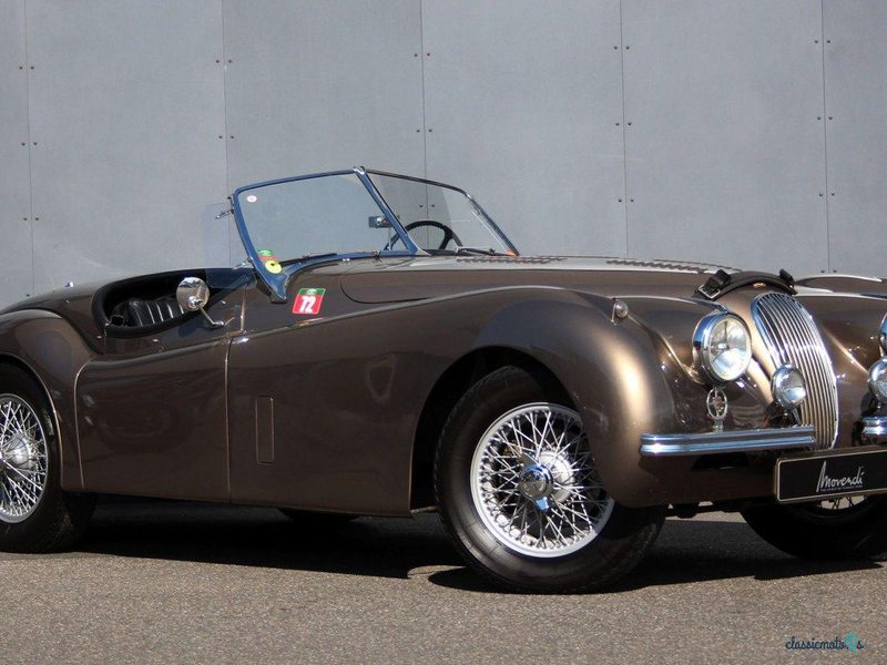 1953 Jaguar Xk120 in United States - 4