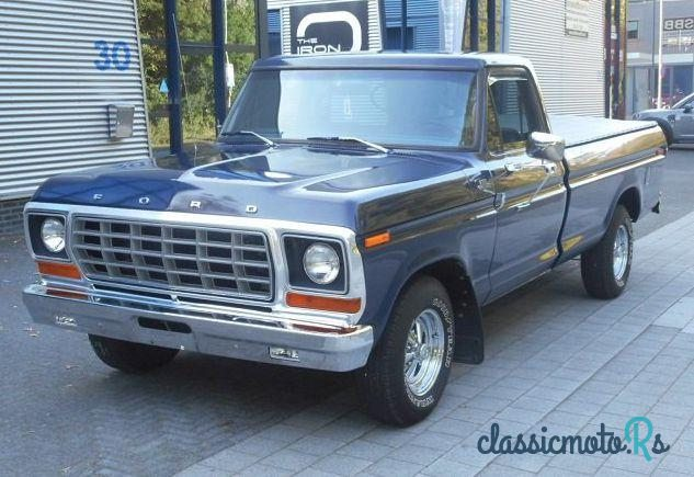 1978 Ford F150 in Netherlands, the World