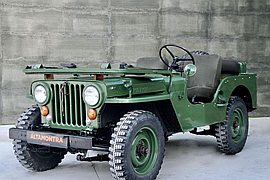 1963' Willys Jeep Cj