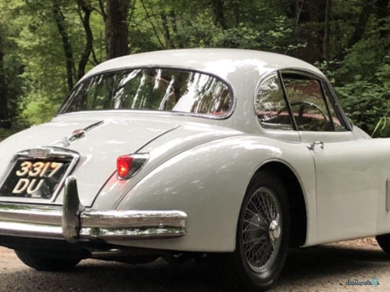 1959 Jaguar Xk150 in Irland - 3