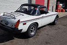 1977' MG Mgb Roadster
