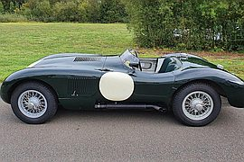 1953' Jaguar C-Type