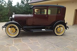 1929' Ford A