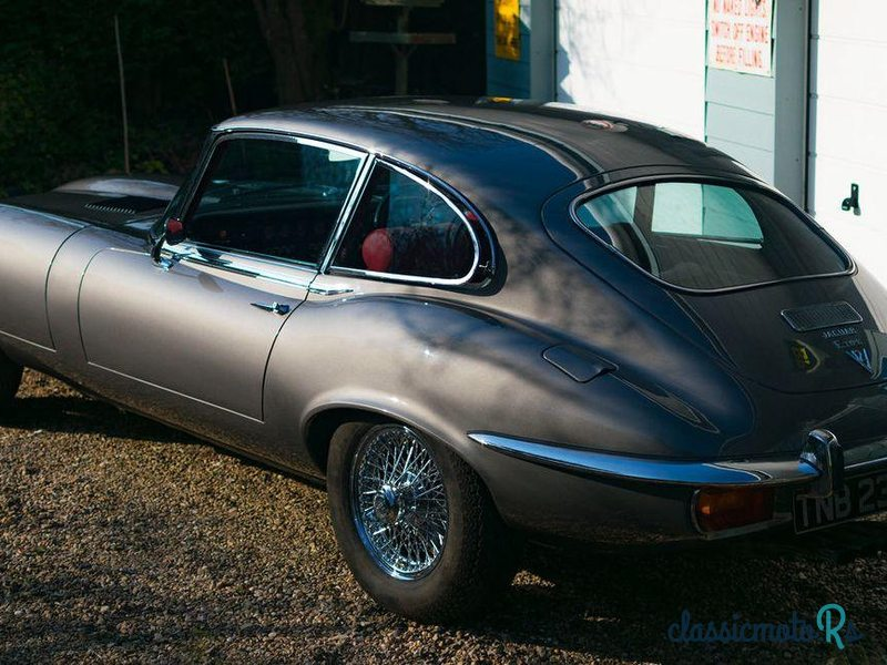1971 Jaguar E-Type Series 3, V12 Fhc Coupe in Lincolnshire, the World