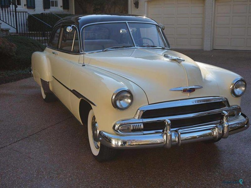 1951 Chevrolet Styleline in Georgia - 3