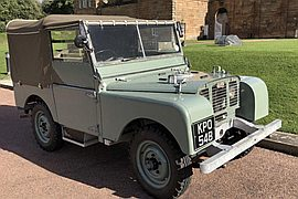 1948' Land Rover Series 1