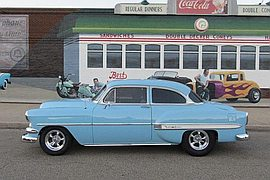 1954' Chevrolet Bel Air
