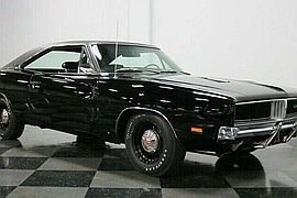 1969' Dodge Charger