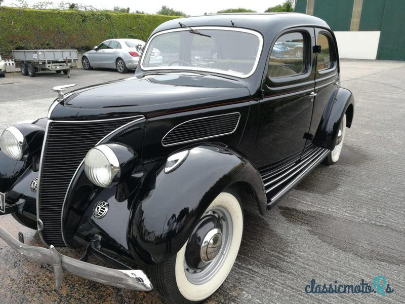 1937 Ford V8 Model 62 in Ireland - 2