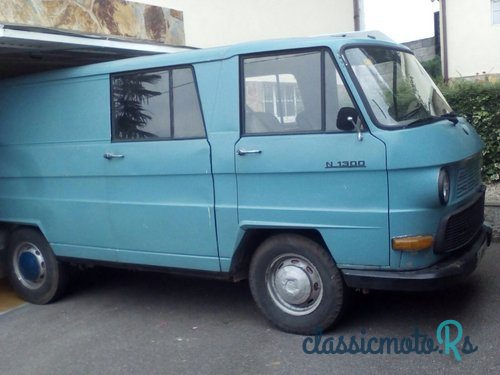 1977 Mercedes-Benz N1300 VAN in Norfolk, the World
