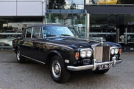 1970' Rolls-Royce Silver Shadow