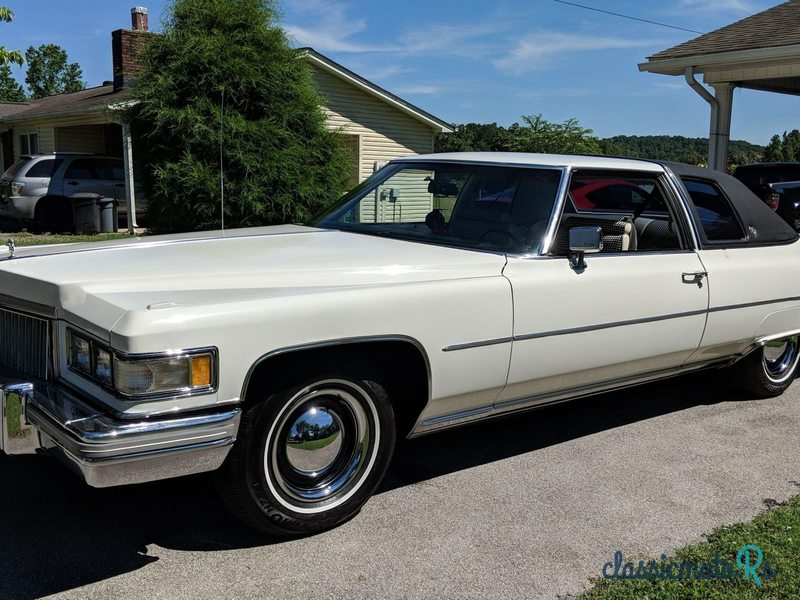 1975 Cadillac De Ville in Tennessee