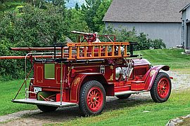 1924' American LaFrance Type 40 Combination Truck
