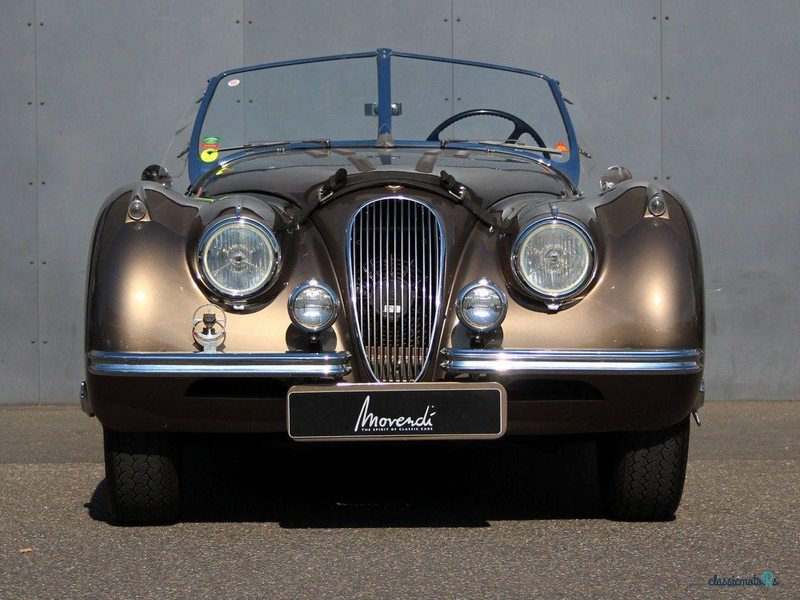 1953 Jaguar Xk120 in United States - 5