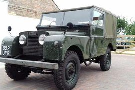 1957' Land Rover Series One
