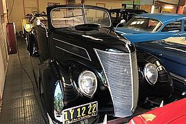 1937' Ford Series 78 Convertible