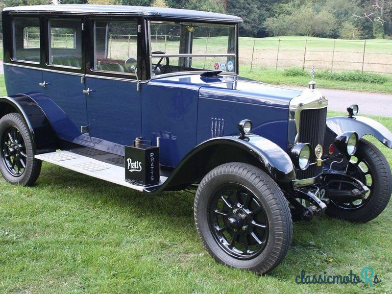 1926 Standard Sl04 Park Lane S in Surrey, the World