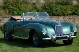 1950' Aston Martin DB1 Two Litre Sports
