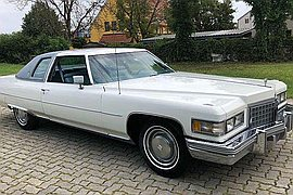 1976' Cadillac Coupe DeVille