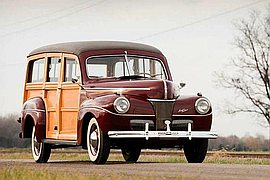 1941' Ford Super Deluxe