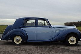 1947' Bentley Mark VI