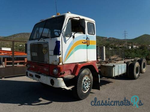 1970 Volvo F88 ORIGINAL in Greece, the World