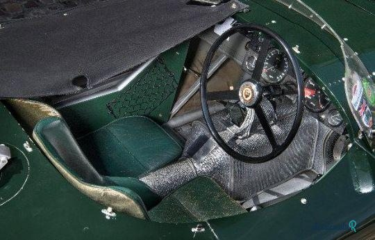 1953 Jaguar C-Type в США - 3