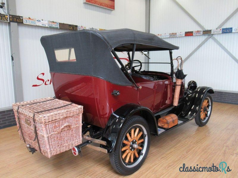 1926 Ford Model T Touring 4 Door Cabrio in Netherlands, the World