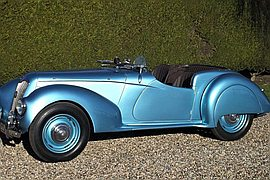 1948' Lea Francis 141Hp Sports