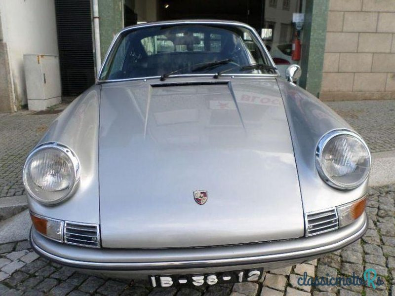 1969 Porsche 912 Coupé in Portugal, the World