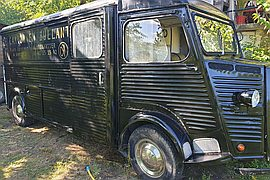 1966' Citroen Hy Van Long Wheel Base