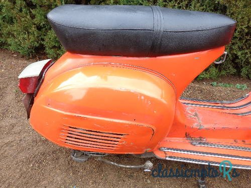 1966 Vespa VESPA 160 GT in Spain, the World
