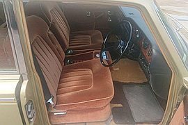 1977' Rolls-Royce Silver Shadow