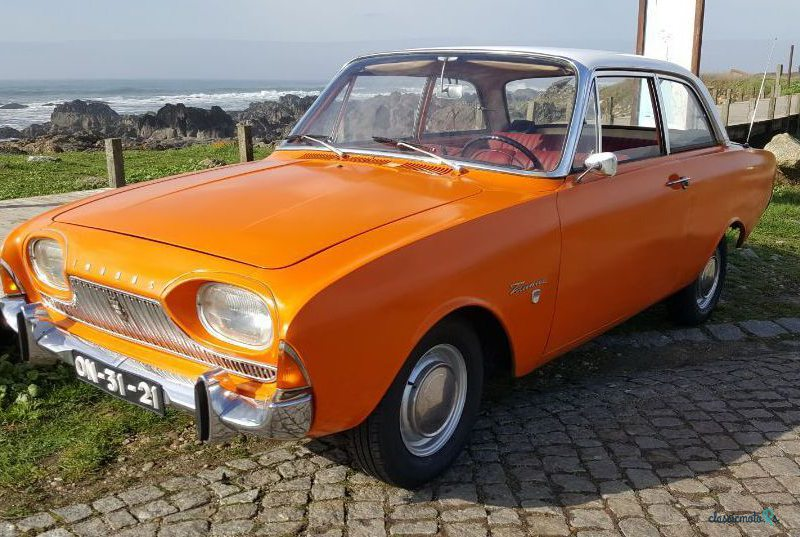 1963 Ford Taunus in Portugal - 4