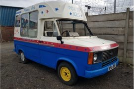 1979' Ford Transit mark II