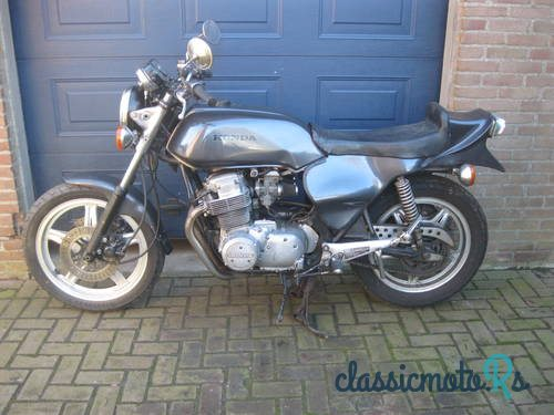 1977 Honda in Netherlands, the World
