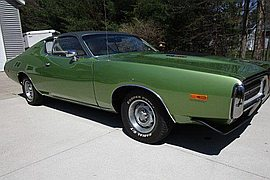 1972' Dodge Charger