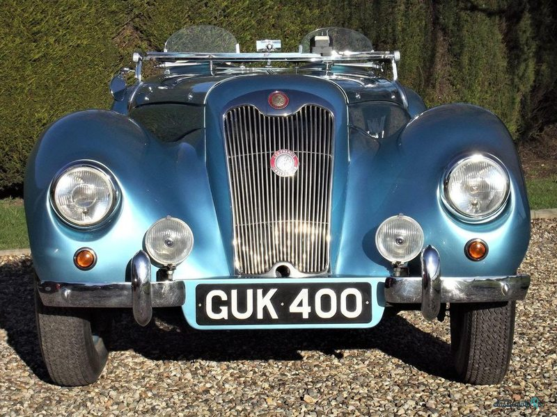 1948 Lea Francis 141Hp Sports in Shropshire - 3