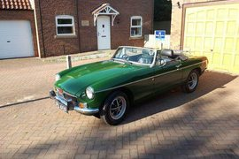 1977' MG Mgb Roadster Roadster