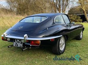1969 Jaguar E-Type in Berkshire