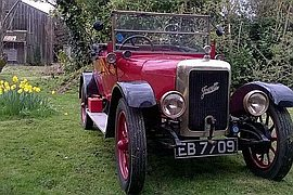 1929' Jowett Long 2