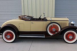 1929' Chrysler 75 Roadster
