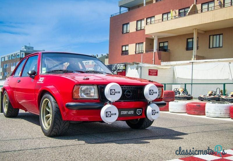 1979 Opel Ascona in Portugal - 2