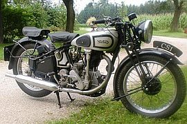 1938' Norton CS1