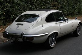 1972' Jaguar E-Type