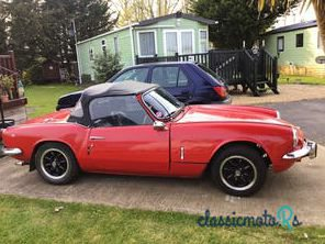 1969 Triumph Spitfire in United Kingdom - 4