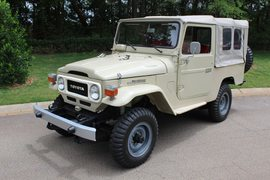 1969' Toyota Land Cruiser