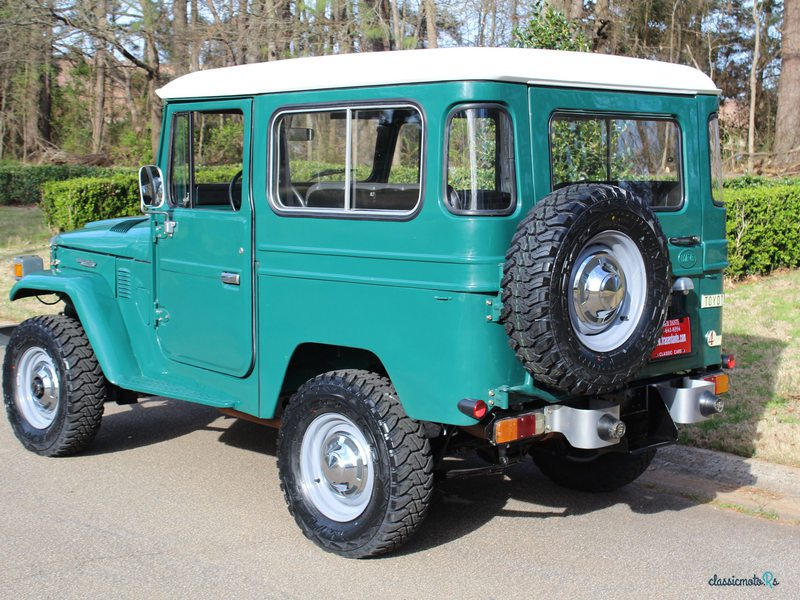 1979 Toyota Land Cruiser in Georgia