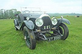 1924' Bentley 3 Litre